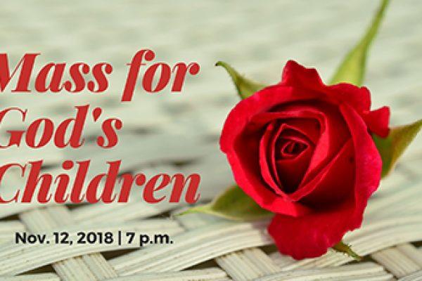 Mass for God's Children